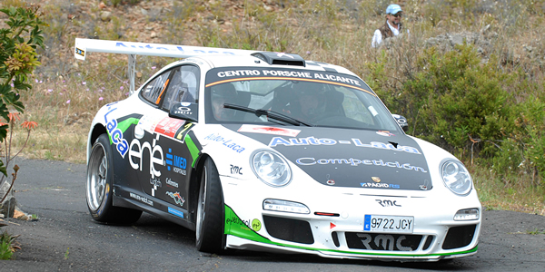 Campeonato Autonómico de Rallyes 2015