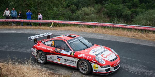 Iván Ares vence en el Rallye de Ourense