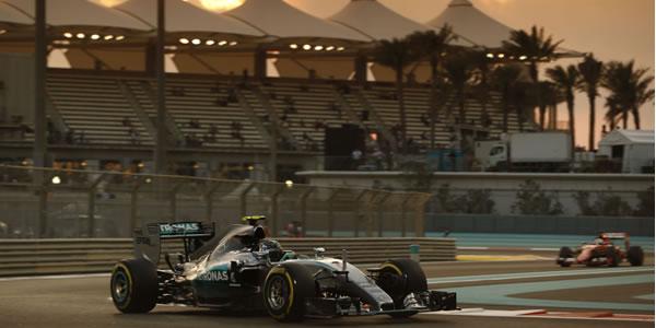 Última pole del año para Nico Rosberg