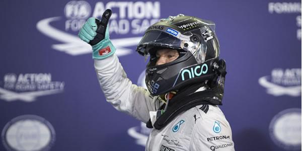 Victoria de Nico Rosberg en Abu Dhabi