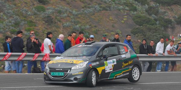 Los inscritos, a buen ritmo en el Islas Canarias