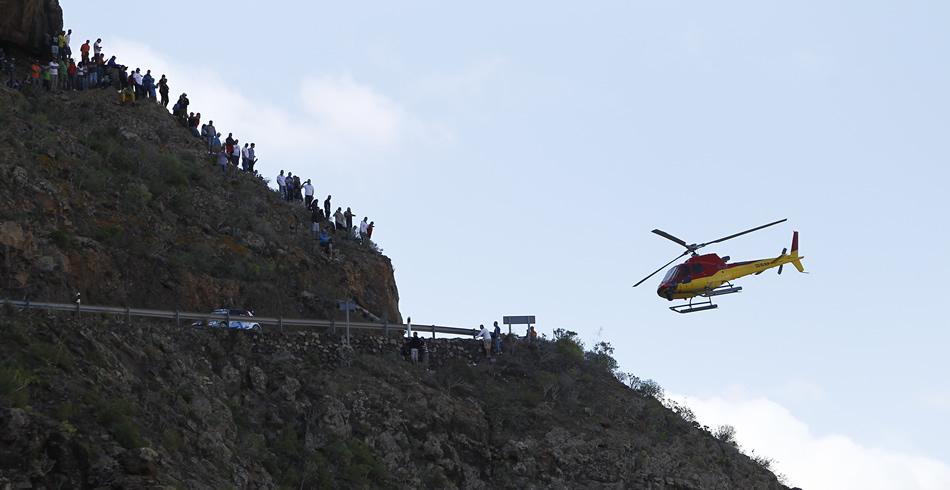 Una armada de R5 para el Islas Canarias