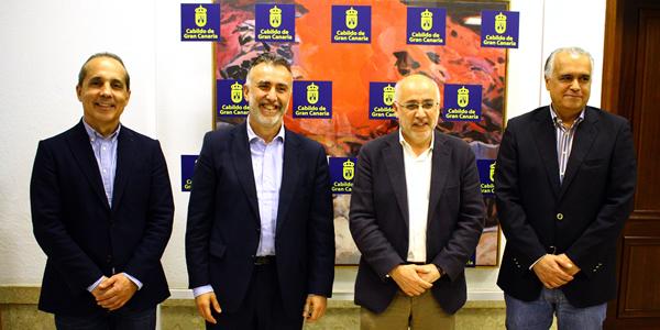 El Cabildo ratifica su apoyo al Islas Canarias