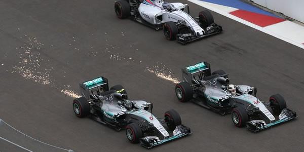 Fórmula 1: Horarios del Gran Premio de Rusia 2016