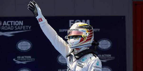GP de España 2016: Hamilton consigue la pole