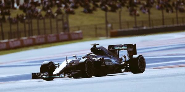 GP de EEUU: Gana Hamilton, Alonso quinto y Sainz sexto