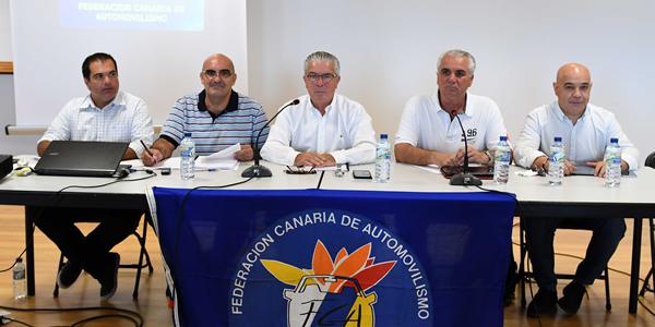Asamblea General Extraordinaria de la FCA