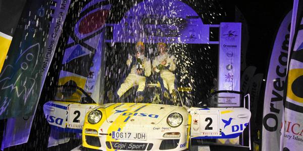 Enrique Cruz, Campeón de Canarias de Rallyes