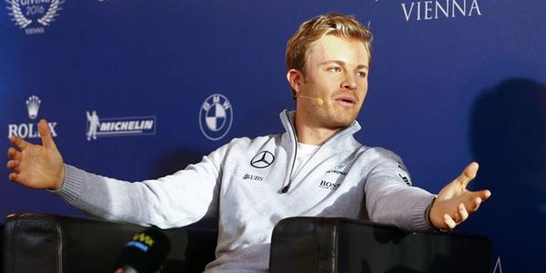 Nico Rosberg, la que has montado