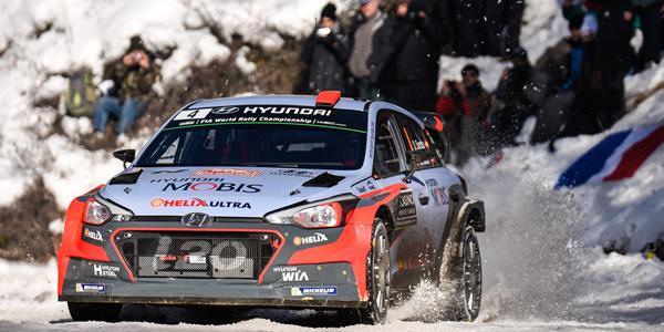 Dani Sordo, listo para el inicio del WRC 2017