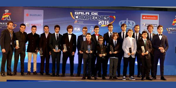 Gala de Campeones de la RFEdeA