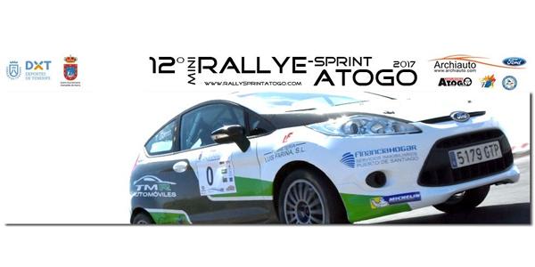 Lista de Inscritos para el RallyeSprint de Atogo
