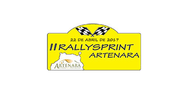 Lista de Inscritos del II Rallysprint de Artenara