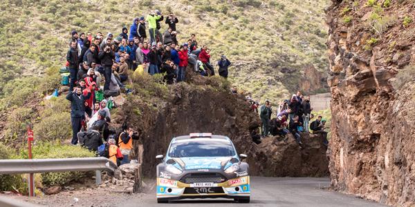 Lista Oficial Inscritos del Rally Islas Canarias