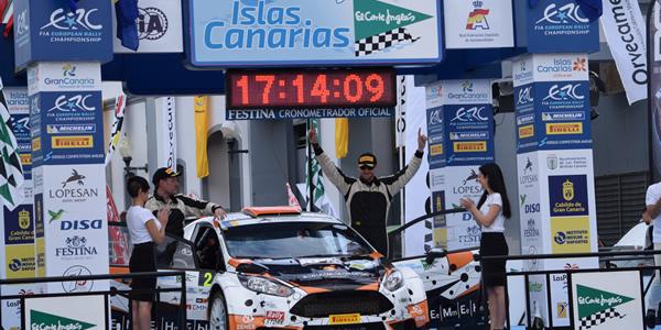 Un Rally Islas Canarias repleto de campeones