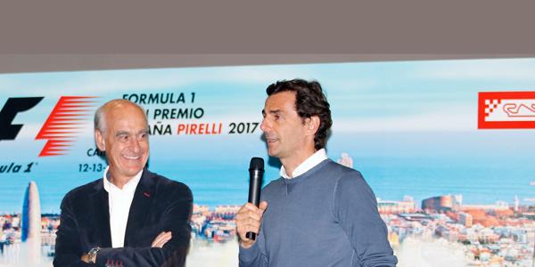 Gran Premio de España Pirelli 2017