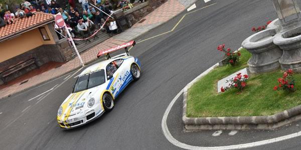 Enrique Cruz, vence en el Rallye Isla de Gran Canaria