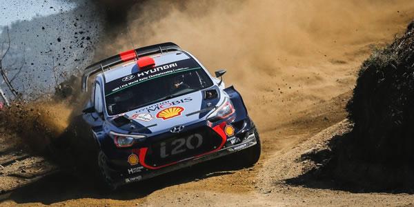 Dani Sordo a por el Rally de Italia - Cerdeña WRC