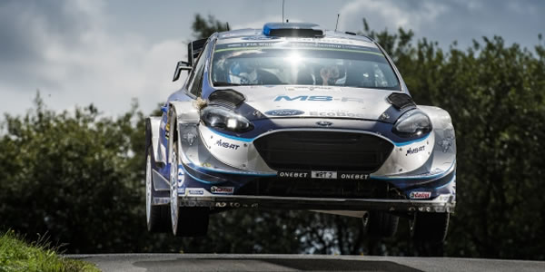 Rally de Alemania 2017: Segunda victoria de Ott Tänak