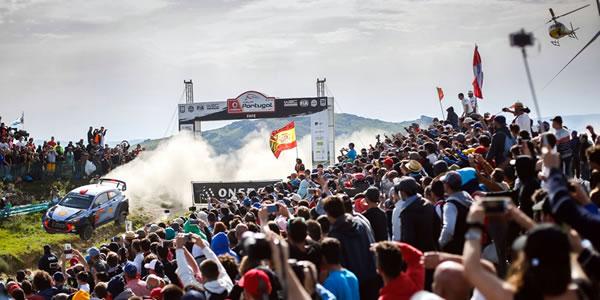 Confirmado el Calendario del WRC 2018