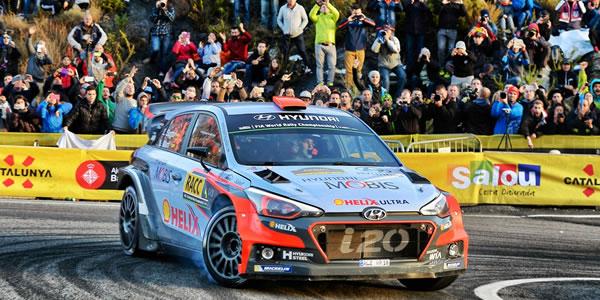 RallyRACC Cataluña - Rally de España: cuenta atrás