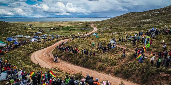 Pistas rápidas de Bolivia