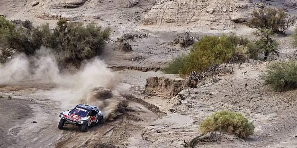 El Dakar rectifica y quitan la penalización a Sainz