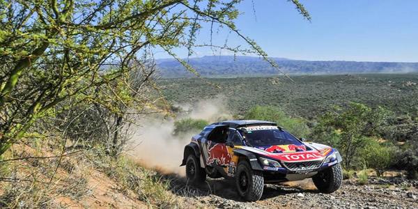 Sainz gana su segundo Dakar