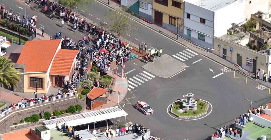 El Rally Islas Canarias 2018 ya tiene recorrido