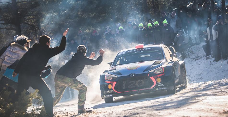Dani Sordo listo para el Rally Monte-Carlo