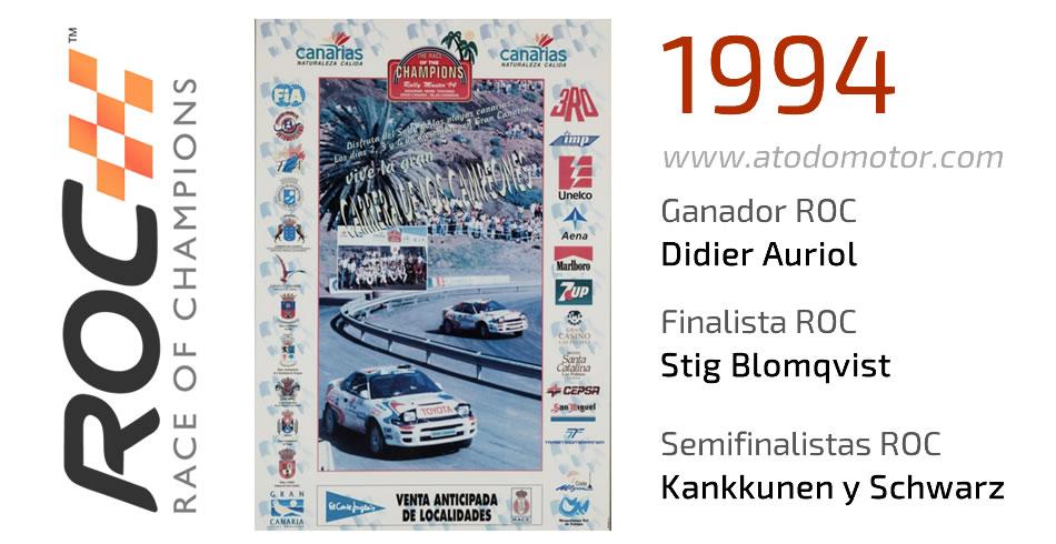 Race Of Champions 1994 - Carrera de Campeones 1994