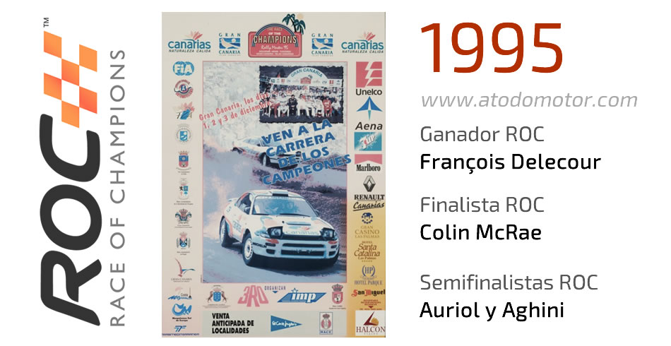 Race Of Champions 1995 - Carrera de Campeones 1995