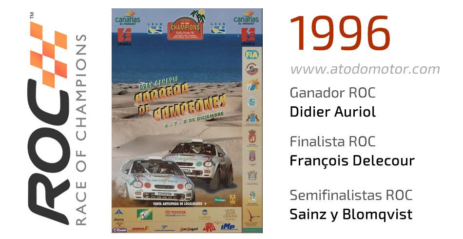 Race Of Champions 1996 - Carrera de Campeones 1996