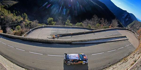 Rally Montecarlo WRC 2018: Sebastien Ogier vencedor