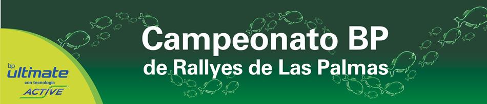El Rallye de Santa Brígida ya tiene rutómetro