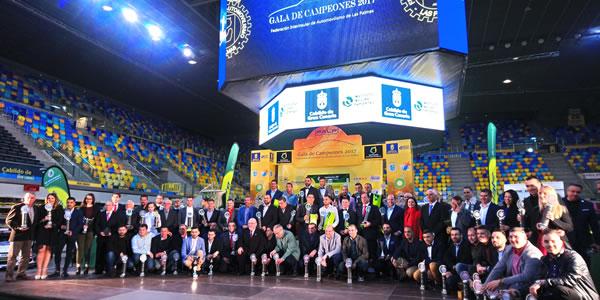 Broche final al 2017 en el Gran Canaria Arena