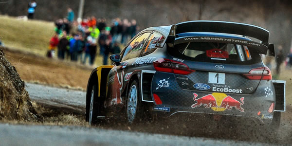 WRC 2018: Todo listo para el Rally de Suecia