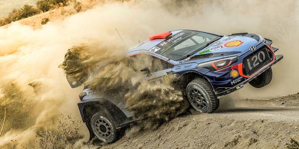 Dani Sordo a por el Rally de México 2018 WRC