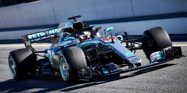 Comienza la temporada de Fórmula 1 en 2018