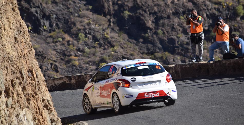 Gáldar también se suma al Rally Islas Canarias