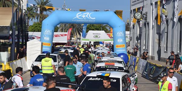 Lista Oficial de Inscritos del Rally Islas Canarias
