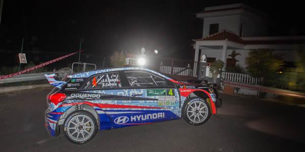 Cohete Suarez gana el Rallye Villa de Adeje
