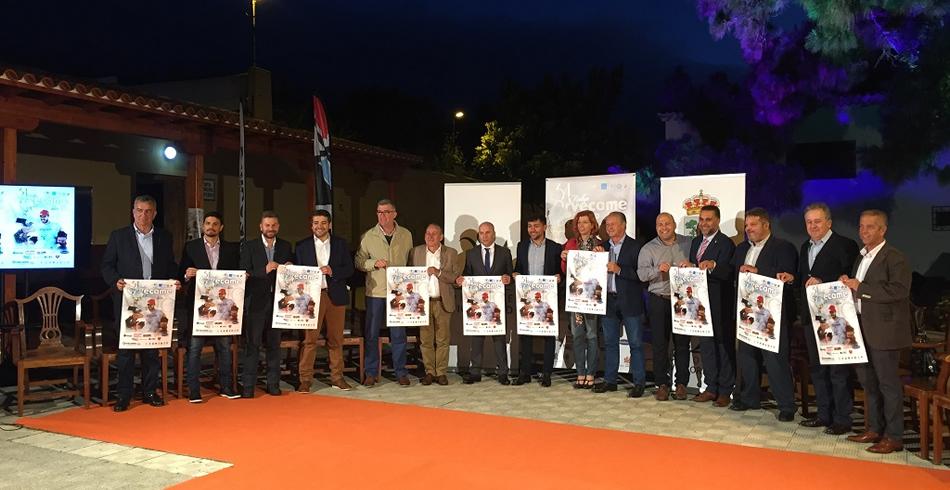 Presentado el Rallye Orvecame Norte 2018