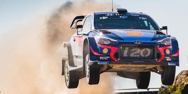 Thierry Neuville vence en el Rally de Portugal WRC