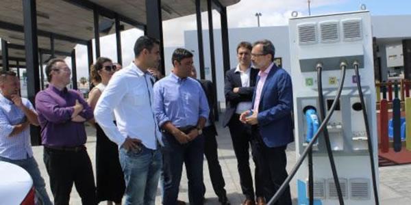 Instalación de puntos de recarga en Fuerteventura