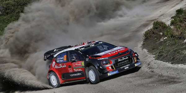 WRC: Citroën despide a Kris Meeke tras el Rally Portugal