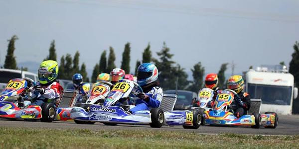 Vuelve el Campeonato de Canarias de Karting