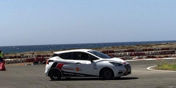 Copa Nissan Micra en el Rallye Isla de Gran Canaria