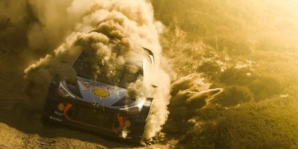 Vuelve el WRC 2018 con el Rally de Italia Cerdeña
