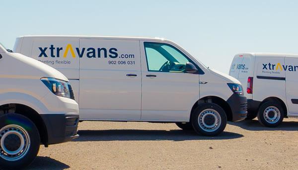 Llega XTRAVANS, la solución de movilidad sin ataduras